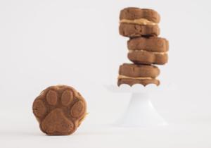 PB Paw Cookies